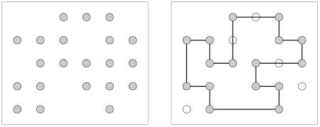 Hidden Polygon Puzzle